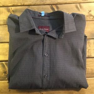 Tommy Bahama - Silk &Cotton - Large - Button Down
